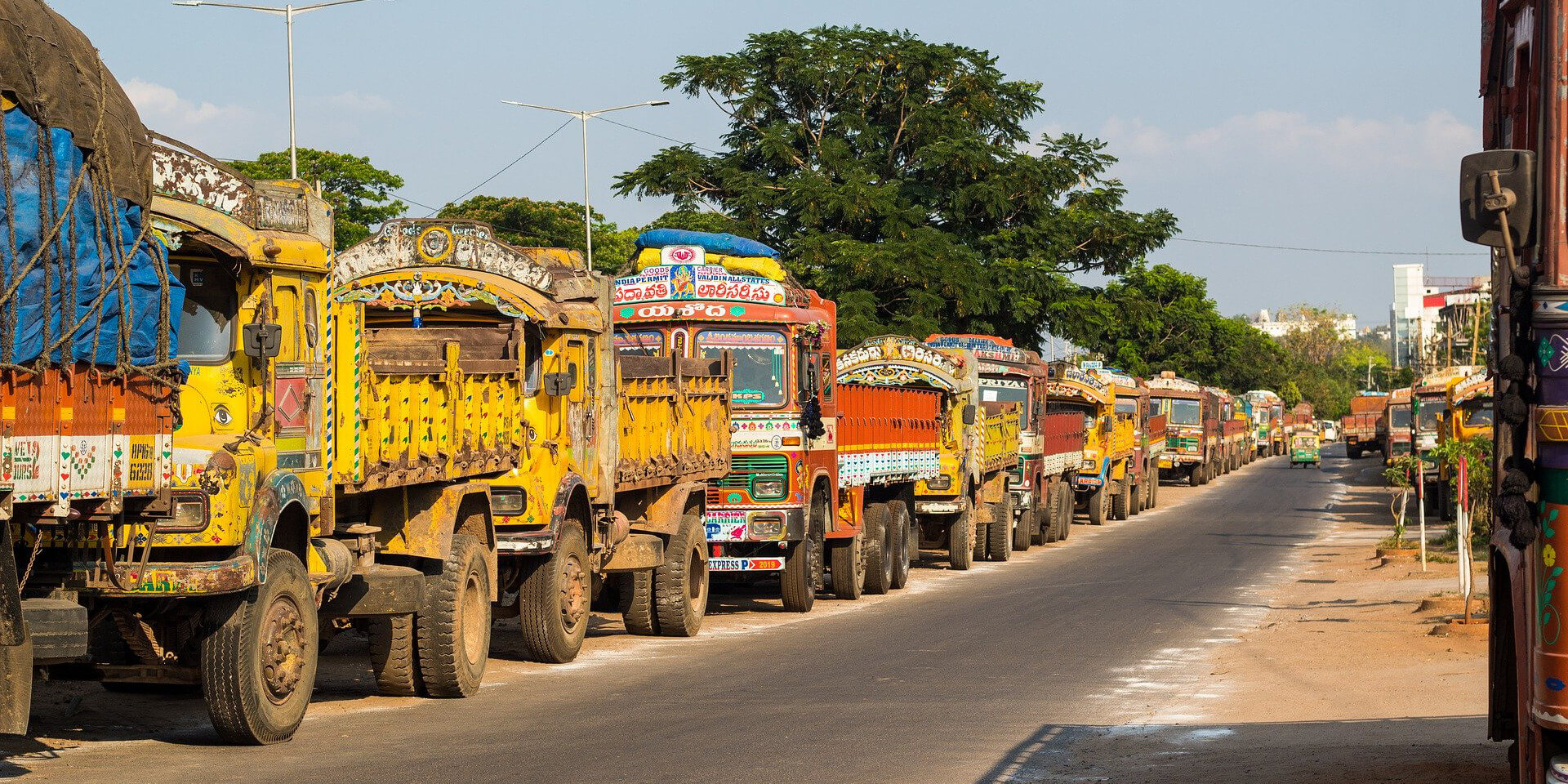 Intents Mobi News-No separate passes required for inter-state movement of trucks